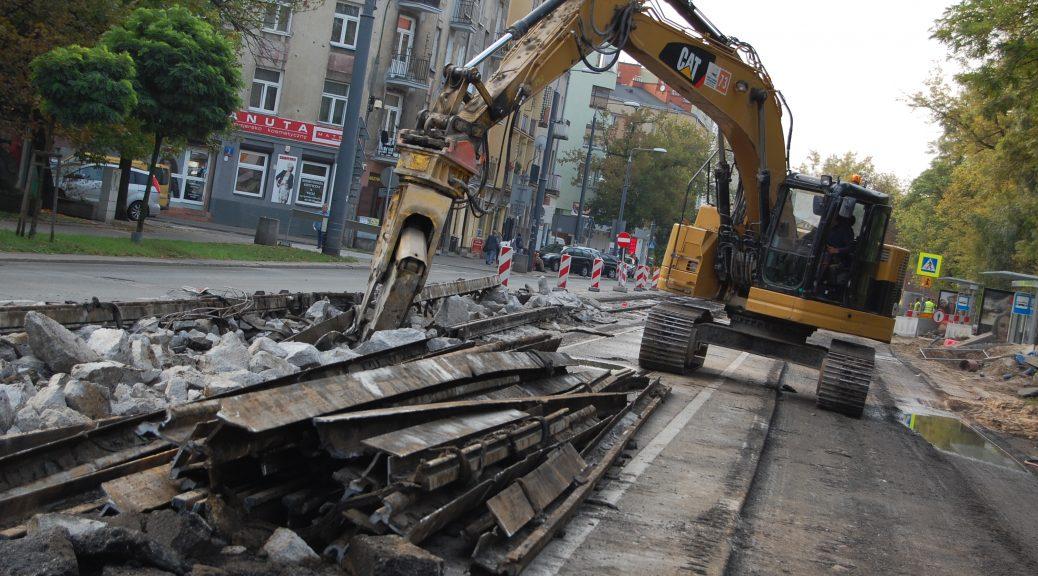 przebudowa trasy tramwajowej Warszawa Grupa Tree (3)