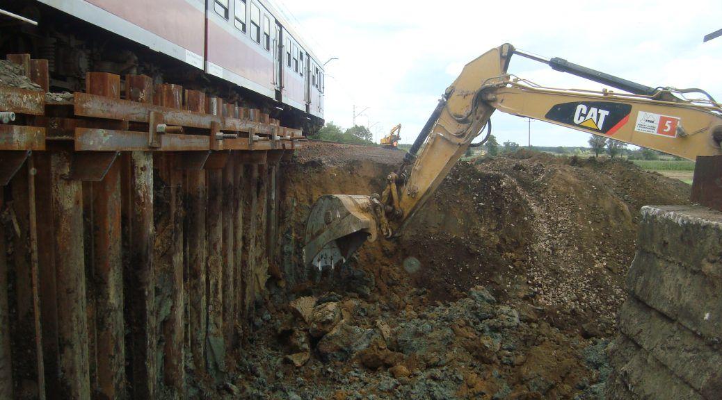 modernizacja linii kolejowej Bochnia Grupa Tree (5)
