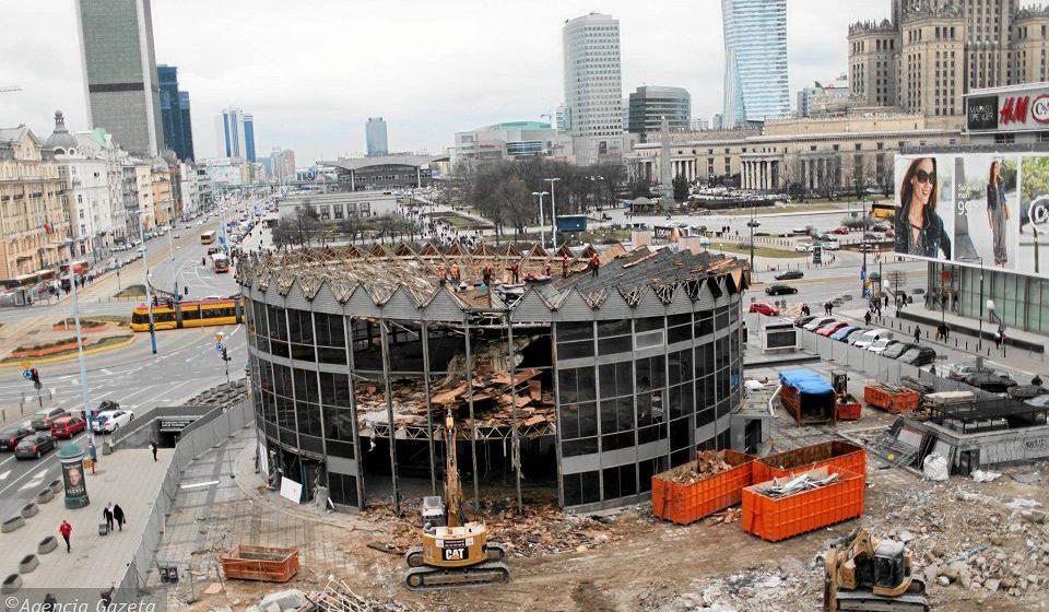 Rozbiórki Warszawa, Rozbiórki mostów - Wyburzenia Warszawa