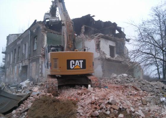 Nadarzyńska w Piasecznie do rozbiórki – Kurier Południowy
