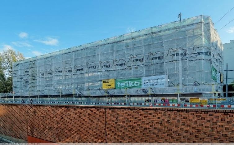 Rozbiórka budynku PZU przy ul. Oławskiej 35 we Wrocławiu - Grupa TREE