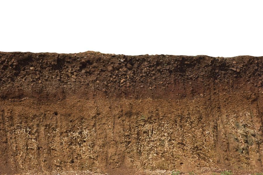 sortowanie ziemi